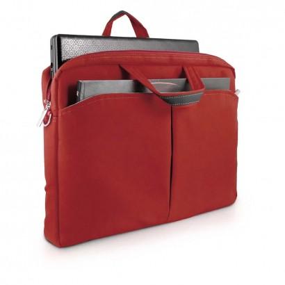 Bolsa Feminina Notebook Vermelha 15 Pol. Multilaser BO171
