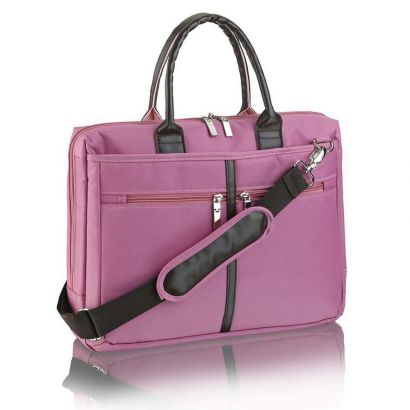 Bolsa Para Notebook 14 Polegadas Rosa Multilaser BO103