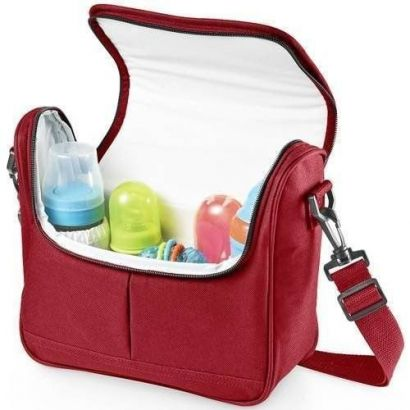Bolsa Termica Cooler Bag Vermelha Bb029 Multilaser Cool-er