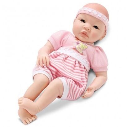 Boneca Bebê Tatá Chora e Balbucia Sid-Nyl