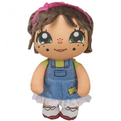 Boneca Clara Flipkins + 1 Cutie Pet Flipe E Cresça 4732 Dtc