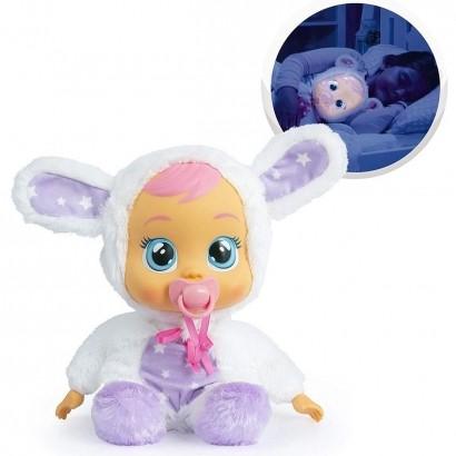 Boneca Cry Babies Coney Good Night Que Chora de Verdade Para Bebe - Multikids