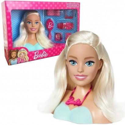 Boneca Infantil Barbie Styling Head com Acessórios - Pupee