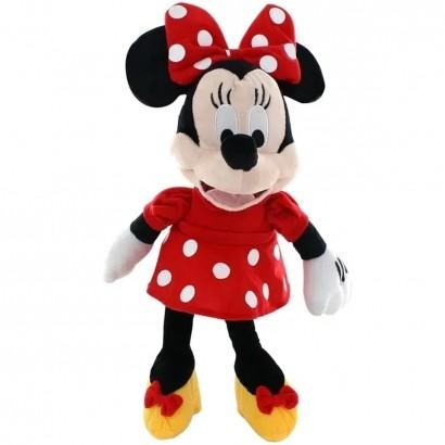 Boneco De Pelúcia Minnie Disney Com Som Multikids 33cm Br333