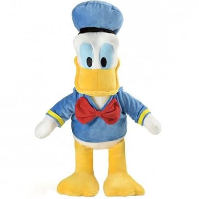 Boneco De Pelúcia Pato Donald Com Som 33cm Multikids Br334