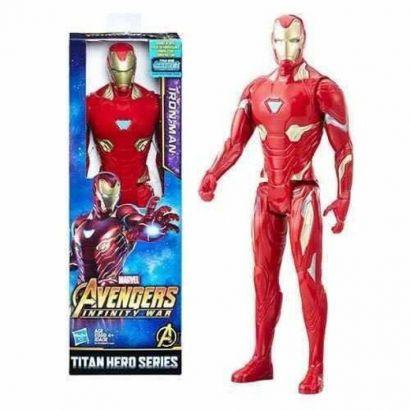 Boneco Homem de Ferro Original Avengers 30cm Hasbro E1410