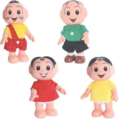 Boneco Infantil Articulado Turma da Mônica Clássicos - Sid Nyl