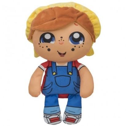Boneco Lucas Flipkins + 1 Cutie Pet Flipe E Cresça 4732 Dtc