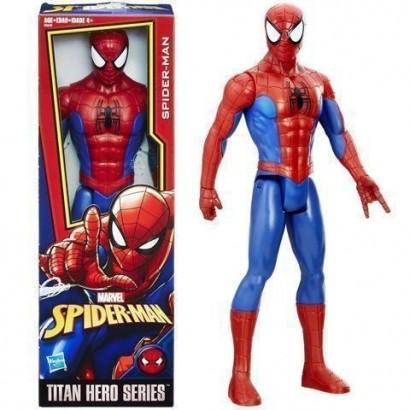 Boneco Spider-Man Original Homem Aranha 30cm Hasbro E0649