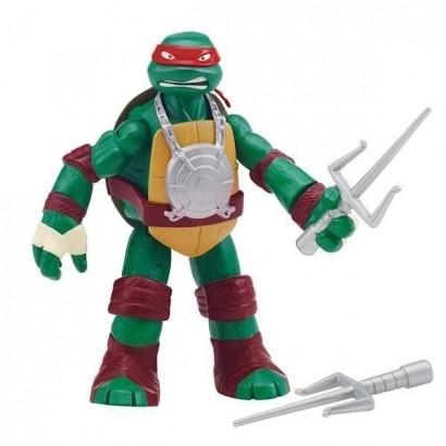 Boneco Tartarugas Ninja Com Som Raphael Multikids BR412