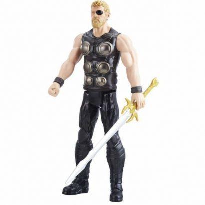 Boneco Thor Vingadores Original Avengers 30cm Hasbro E1424