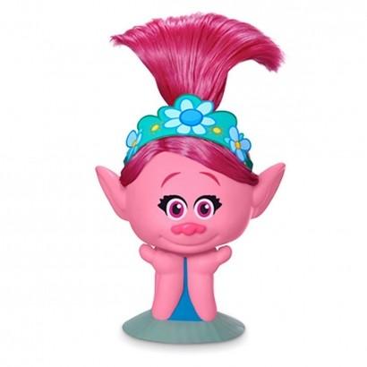Brinquedo Boneca Busto Pentear Maquear Criança Brincar Diversão Poppy Trolls Pupee