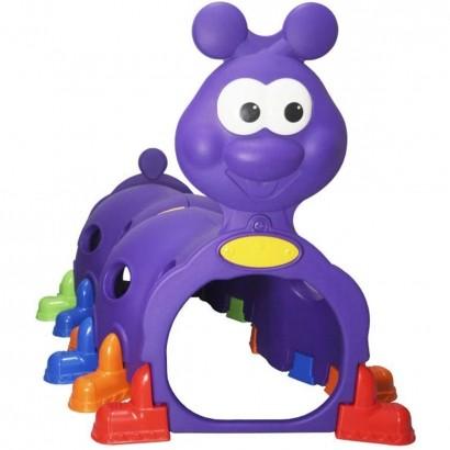 Brinquedo de Playground Infantil Túnel Centopeia 121x160cm Crianças A Partir +3 Anos - Brinqway