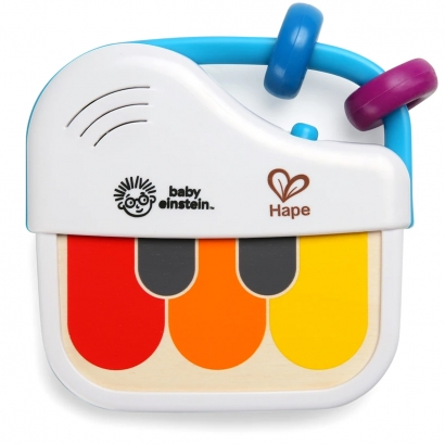 Brinquedo Educativo Bebê Interativo Piano Touch +3 Meses Hape Magic Touch Mini Piano Baby Einstein