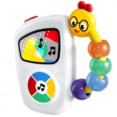 Brinquedo Infantil Bebê 10 Músicas Clássicas Com Luz +3 Anos Passeio Viagem Take Along Tunes Baby Einstein