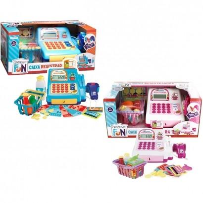 Brinquedo Infantil Caixa Registradora Creative Fun Multikids