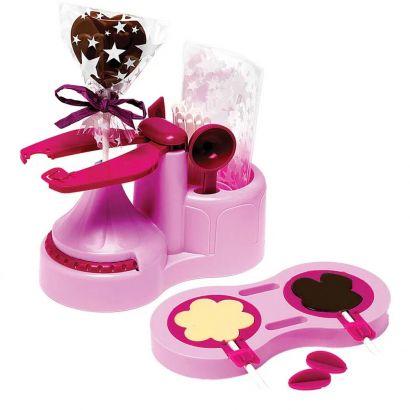 Brinquedo Infantil Fábrica de Pirulito de Chocolate - Faz De Verdade Estrela +5 Anos