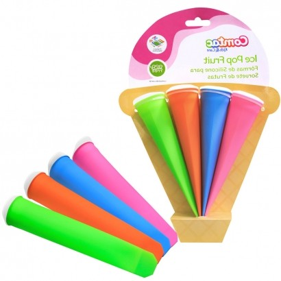 Brinquedo Infantil Ice Pop Fruit Forma de Sorvete E Geladinho 100ml - Comtac Kids