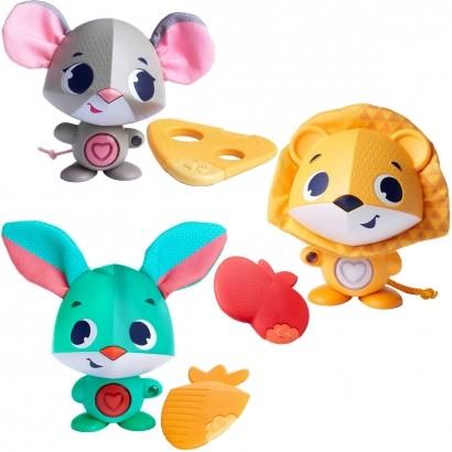 Brinquedo Interativo de Bebê Wonder Buddies com Luzes, Sons e 7 Atividades - Tiny Love