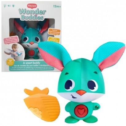 Brinquedo Interativo de Bebê Wonder Buddies Thomas com Luzes, Sons e 7 Atividades - Tiny Love