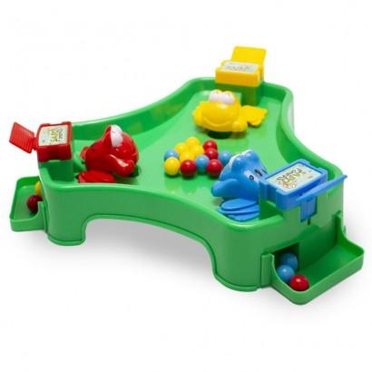 Brinquedo Jogo Sapo Fominha Para Crianças - Polibrinq