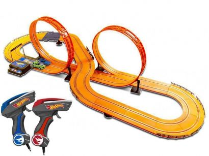 Autorama Hot Wheels Slot Car Track Set Pista 6,32m Multikids