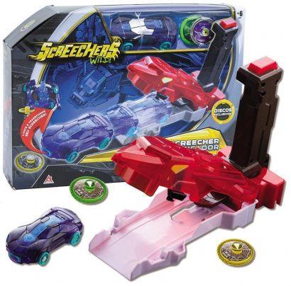 Brinquedo Screechers Super Lançador Dtc - 4721