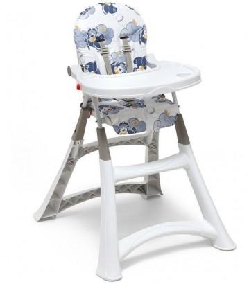 Cadeira de Refeição Bebê Portátil Alimentação 0 Até 15Kg Alta Premium Galzerano 5070
