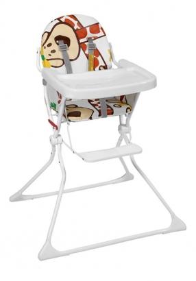 Cadeira Alta De Bebe Para Alimentação Refeição Girafas Standard II Até 15 Kg Galzerano