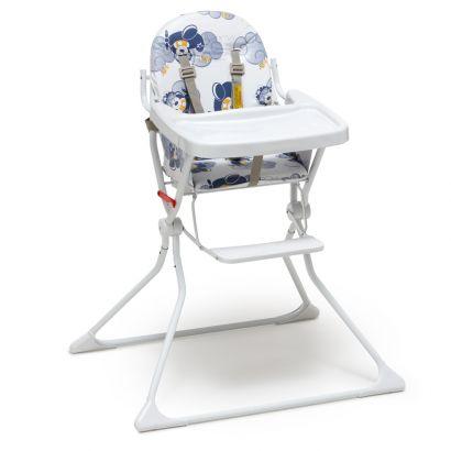 Cadeira Alta De Bebe Para Alimentação Aviador Standard II Até 15 Kg - Galzerano