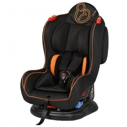 Cadeira Carro Galzerano Transbaby Preta Reclinavel 0 A 25 Kg