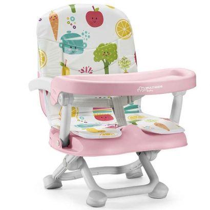 Cadeira de Alimentação Portatil Pop 'n Eat Frutinhas