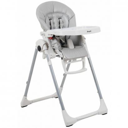 Cadeira de Alimentação Refeição Reclinavel 6 Meses até 15Kg Papa Zero Ice Burigotto