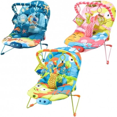Cadeira De Descanso Para Bebês 0-15 Kg Little Nap Multikids Baby BB360