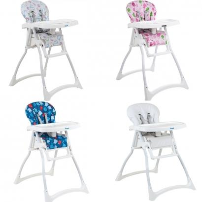 Cadeira de Refeição Alimentação Para Bebê Até 15kg Merenda Burigotto