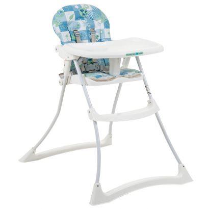 Cadeira de Refeição Bon Appetit Peixinhos azul - Burigotto