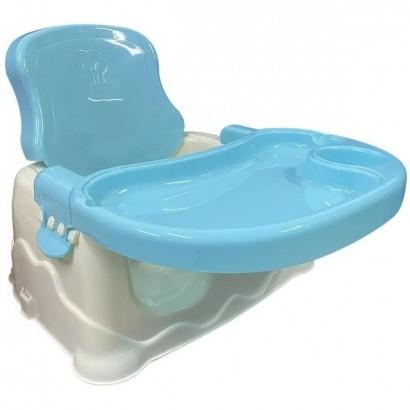 Cadeira de Refeição Booster Azul - Importway