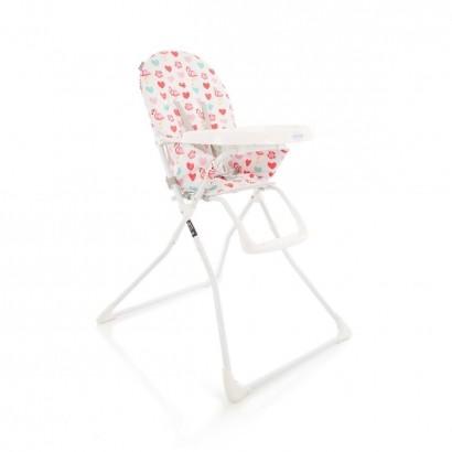 Cadeira de Refeição de Bebê Voyage Flamingo