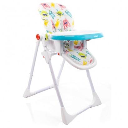 Cadeira de Refeição Infantil Appetito Monsters Desmontável Até 23 Kg - Infanti