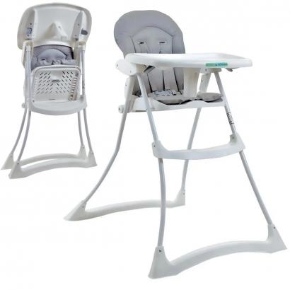 Cadeira de Refeição Infantil Bon Appetit De 6 a 36 Meses Ice - Burigotto