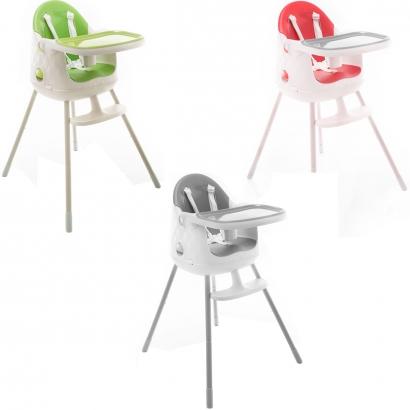 Cadeira de Refeição Infantil Jelly 3em1 Desmontável Portátil Alimentação Criança Bebê De 6 Meses a 25kg - Safety 1st