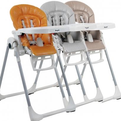 Cadeira de Refeição Infantil Reclinável Ajuste Altura De 0 a 36 Meses Prima Pappa Zero 3 - Burigotto