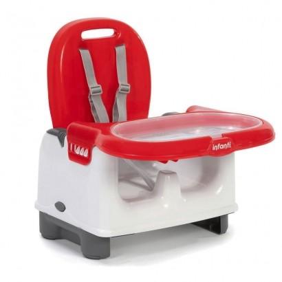 Cadeira de Refeiçao Mila Vermelho