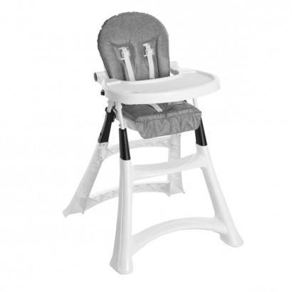 Cadeira de Refeiração Galzerano Alta Premium Grafite