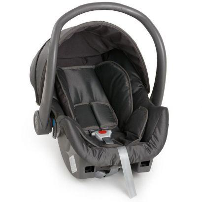 Bebê Conforto Cadeira Cadeirinha Cocoon Cinza Grafite Galzerano 8181CZG