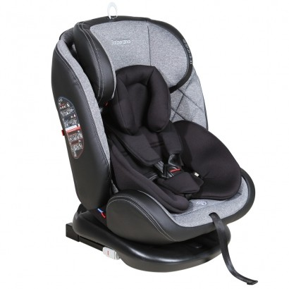 Cadeira Para Auto Gaia Cinza 0 a 36 Kg - Galzerano