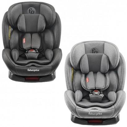 Cadeira Infantil para Auto Isofix Reclinável 360° Grupos 0,1,2,3 A Partir de 0 a 36kg Snug Fix - Fisher Price