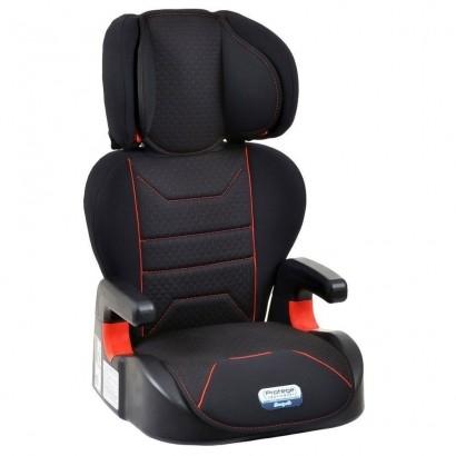 Cadeira para Auto Protege Reclinável Dot Vermelho de 15 a 36Kg Burigotto IXAU3041PR92