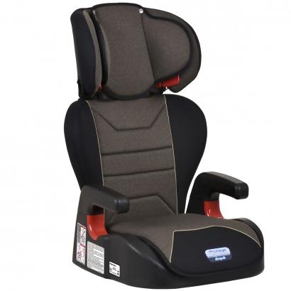 Cadeira Para Auto Reclinável 15 A 36 Kg Ajustavel Cadeirinha Bebê Infantil Protege Mesclado Burigotto Bege