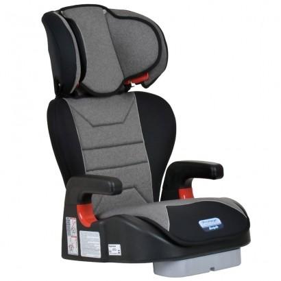 Cadeira Para Auto Reclinável 15 A 36 Kg Ajustavel Cadeirinha Bebê Infantil Protege Burigotto Mesclado Cinza